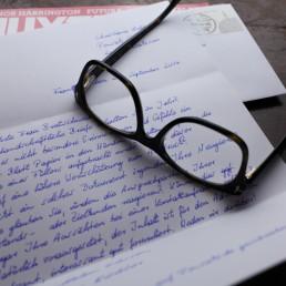 Brief in Handschrift A4 1.000 Zeichen von Pensaki