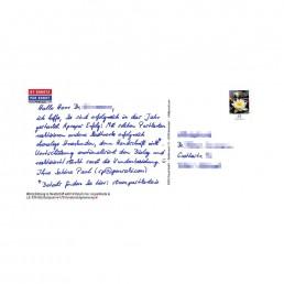 Postkarten in Handschrift online bestellen