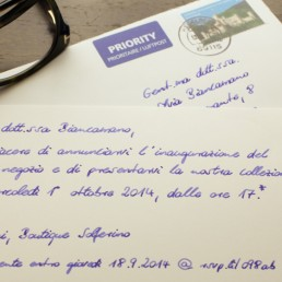 Handwritten Deluxe Note with up to 400 characters by robot