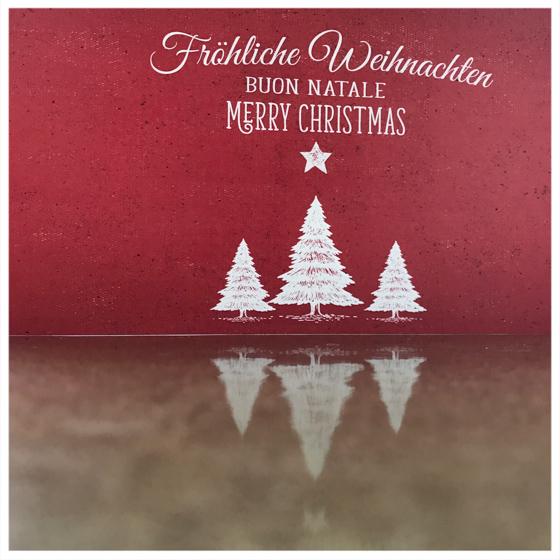 Foto Weihnachtskarten Bestellen.Stilvolle Weihnachtskarte In Handschrift Im Kuvert Und Inkl Briefversand