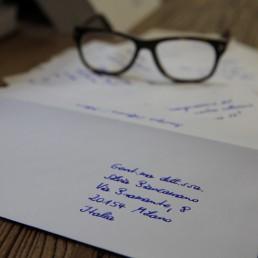 Brief in Handschrift A4 650 Zeichen von Pensaki