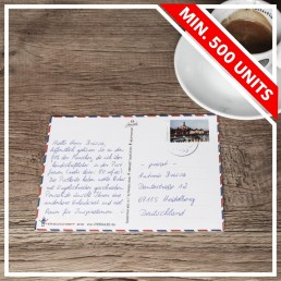 handwritten postcards win new customers and delight existing ones