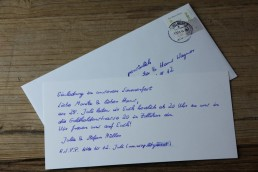 Briefkarte Premium 400 in Handschrift 04-min