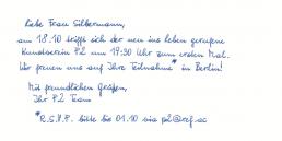 Pensaki Handschrift MIRO Standard