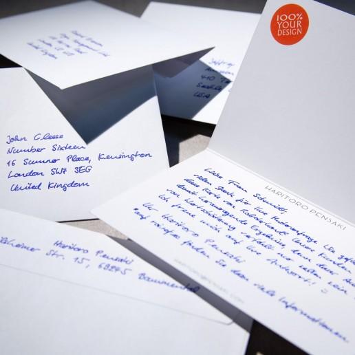 Handwritten Invitation Online service