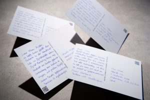 Handwritten Postcards Direct Mail Campaigns