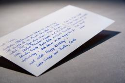 Handwritten Lead Generation Letters from Pensaki