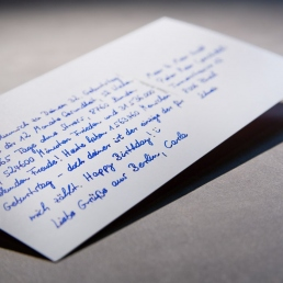 Handwritten Lead Generation Letters from Pensaki