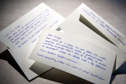 Handwritten Letters from Pensaki generated many leads
