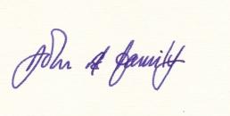 Autogrammkarten Unterschriften Handschrift Pensaki