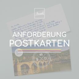 PENSAKI Anforderungen Papier Postkarten