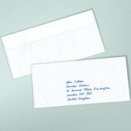 handschriftlich adressierte Kuverts - Variante Kuvert1S