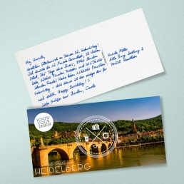handwritten postcards surprise and delight customers at scale