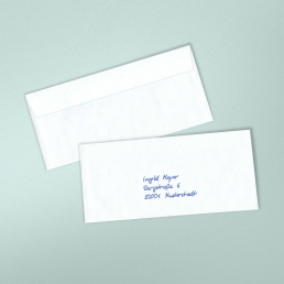 handwritten direct mail envelopes by PENSAKI