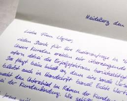 Handschriftlicher Brief A4 650 PENSAKI 1