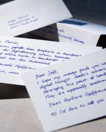 Handwritten Note Deluxe by PENSAKI
