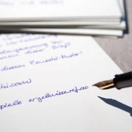 handwritten letters service